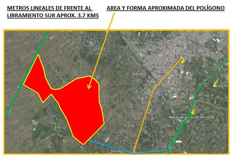 Foto Terreno en Venta en  Lomas de Axocopan,  Atlixco  Terreno en venta en Atlixco