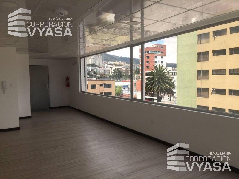 Foto Oficina en Venta en  Centro Norte,  Quito  Amazonas - Gaspar de Villaroel - Oficina en Venta, 50 m²