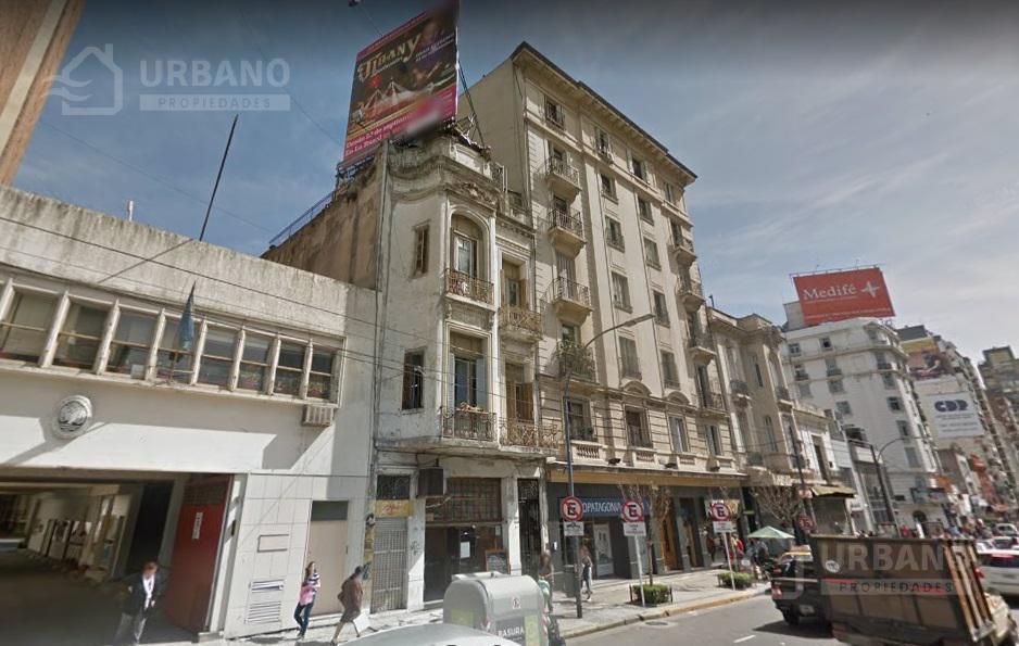 Foto Edificio Comercial en Alquiler en  Recoleta ,  Capital Federal  Av. Cordoba 2230/32/34