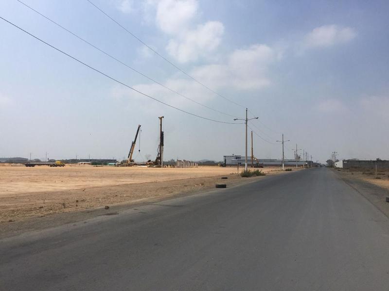 Foto Terreno en Venta en  Norte de Durán,  Durán  VENTA DE TERRENO VIA DURAN TAMBO - USO INDUSTRIAL