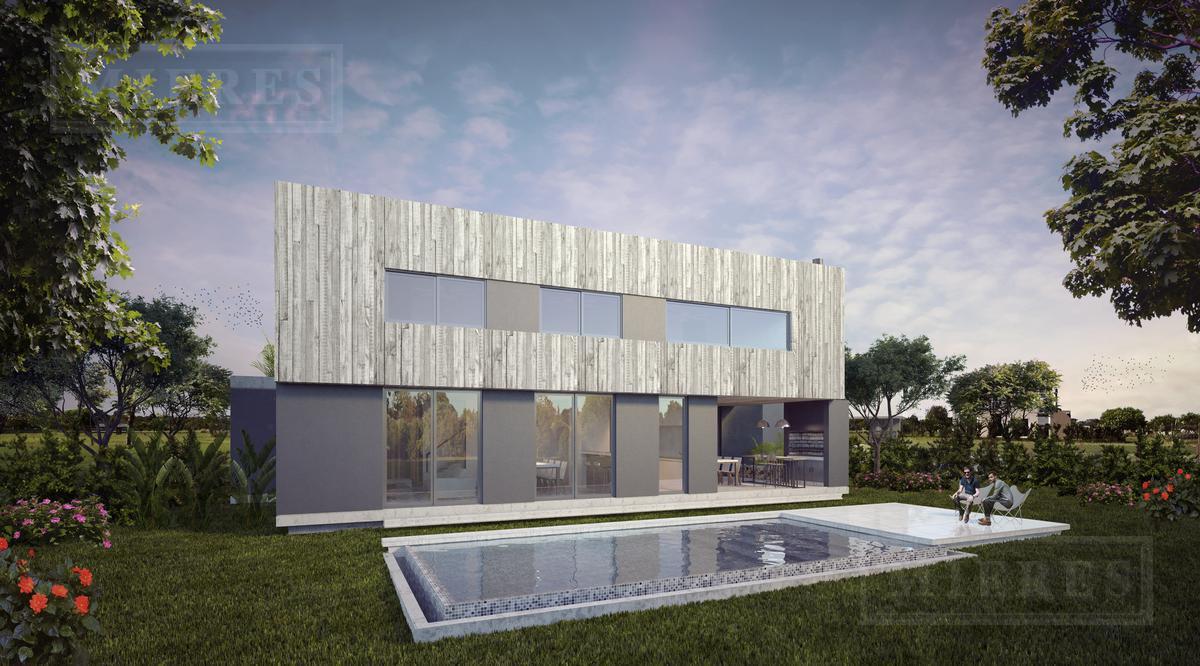 Casa en venta en El cantón barrio Norte