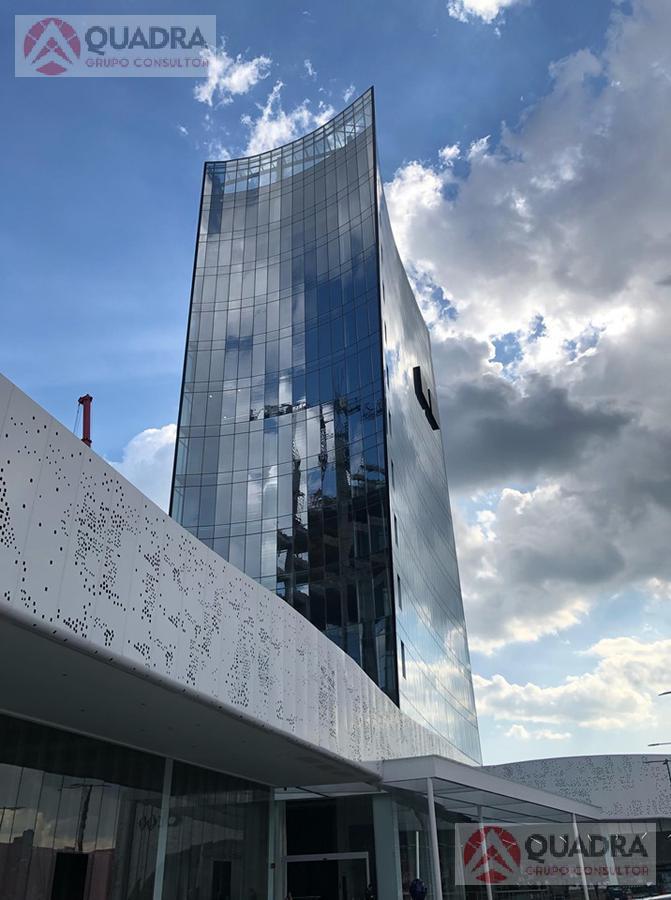 Foto Oficina en Renta en  Fraccionamiento Ex-Hacienda Mayorazgo,  Puebla  Oficina en Renta en obra gris en Edificio ubicado en Blvd. Las Torres Angelopolis Puebla
