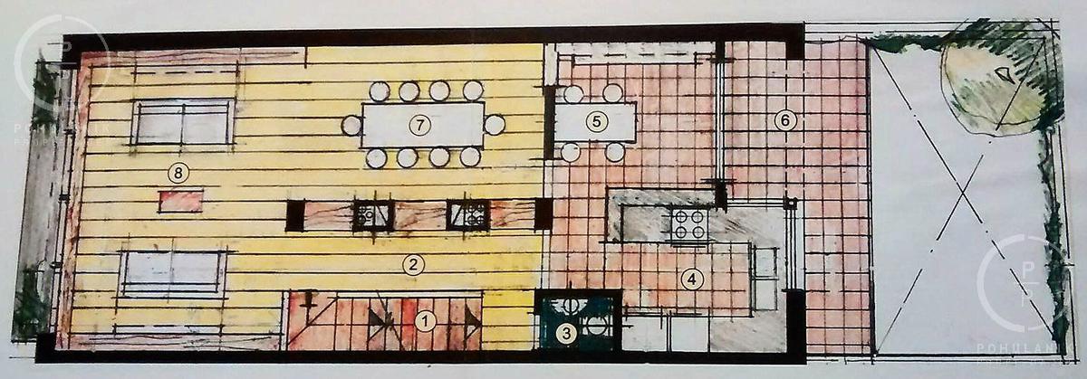 Foto Casa en Venta en  Nuñez ,  Capital Federal  Manuela Pedraza al 3000