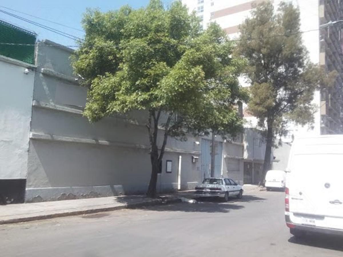 Foto Bodega Industrial en Renta en  Granjas México,  Iztacalco  Renta bodega muy amplia, Calle Centeno, Granjas Mexico (DM/js)