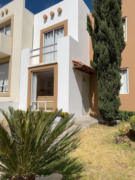 Foto Casa en condominio en Venta en  Pueblo Ocotlan,  Tlaxcala  Calle Pino S/N, Fraccionamiento Residencial Vista Malintzi, interior Calle Roble #9, Ooctlán, Tlaxcala, Tlax.