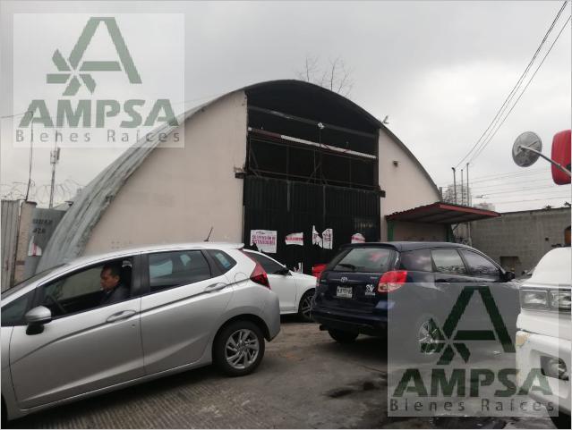 Foto Bodega Industrial en Renta en  Cuauhtémoc ,  Distrito Federal          Naranjo