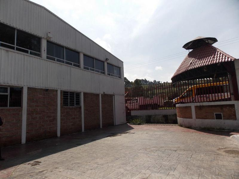 Foto Bodega Industrial en Venta en  San Nicolás Tlazala,  Capulhuac  MAGNIFICA BODEGA EN VENTA EN TLAZALA