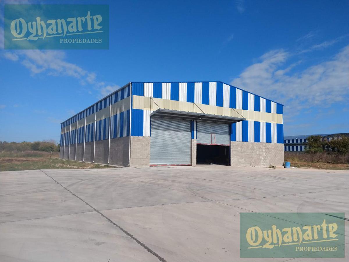Foto Depósito en Alquiler en  Moreno ,  G.B.A. Zona Oeste  Ruta 25  Provincial 25 entre Gorriti y Lavalle
