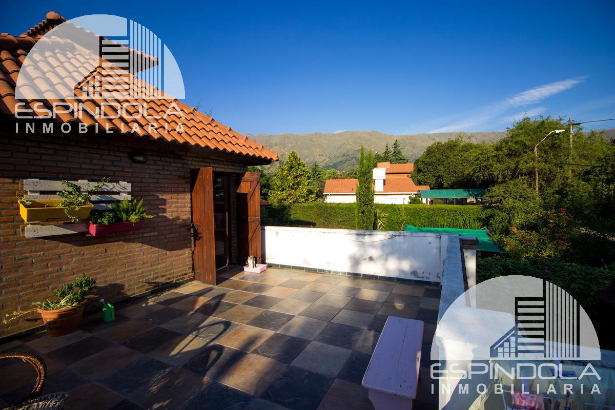 Foto Casa en Venta en  Centro,  Merlo  Comechingones y marte