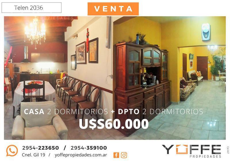 Foto Casa en Venta en  Villa Parque,  Santa Rosa  Villa Parque