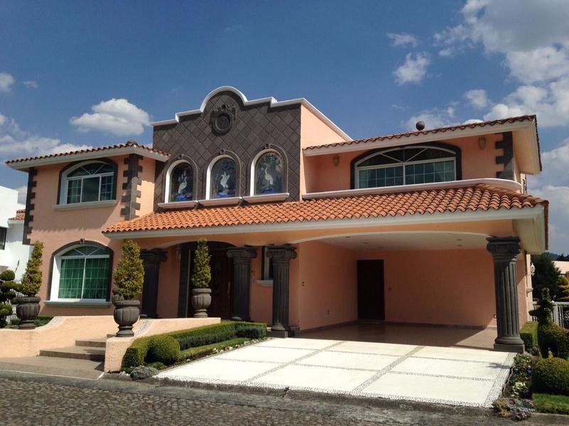 Foto Casa en condominio en Venta en  Puerta del Carmen,  Ocoyoacac   HERMOSA RESIDENCIA EN VENTA EN PUERTA DEL CARMEN, EDO. MEXICO, GRAN OPORTUNIDAD