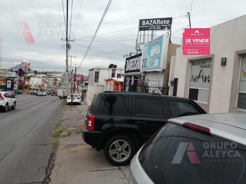 Foto Local en Venta en  Chihuahua ,  Chihuahua  avenida jose maria iglesia