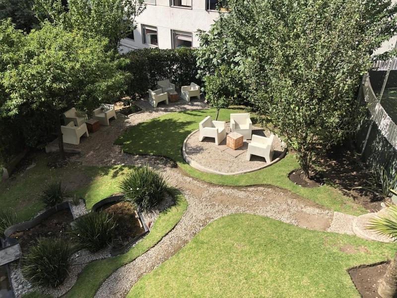 Foto Departamento en Renta en  Santa Fe,  Alvaro Obregón  Residencial Terre. Avenida Javier Barros Sierra 245.