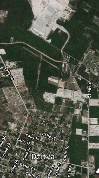 Terreno en Dzityá