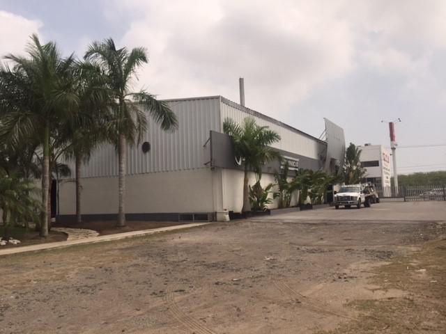 Foto Nave Industrial en Renta en  Laguna de La Puerta,  Altamira  Nave Industrial en Renta Laguna de la Puerta
