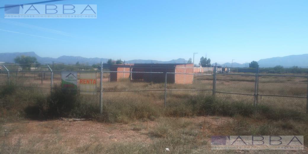 Foto Terreno en Renta en  Chihuahua ,  Chihuahua  RENTA DE TERRENO  COMERCIAL CARRETERA  ALDAMA