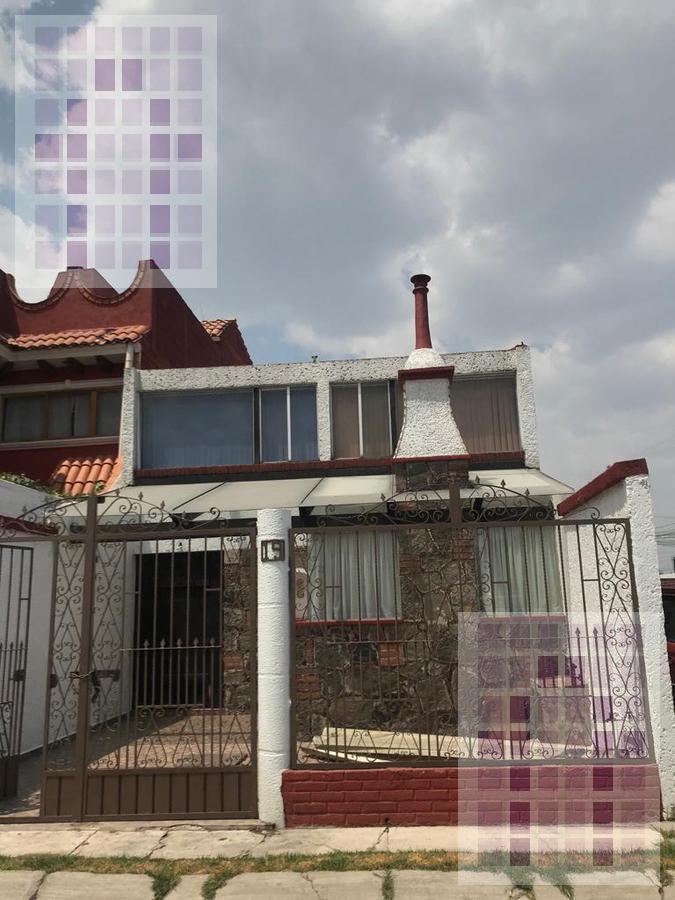 Foto Casa en condominio en Venta |  en  Las Fuentes,  Toluca  FRACCIONAMIENTO LAS FUENTES
