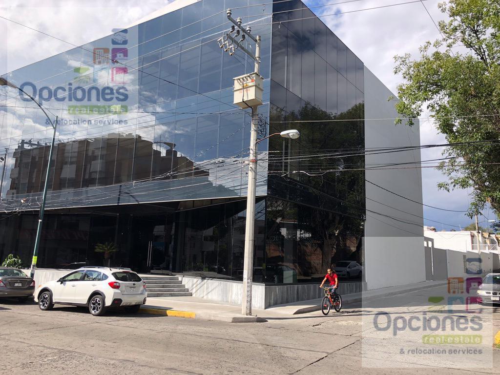 Foto Oficina en Renta en  Morelia ,  Michoacán  LOCALES- OFICINAS EN EDIFICIO CORPORATIVO