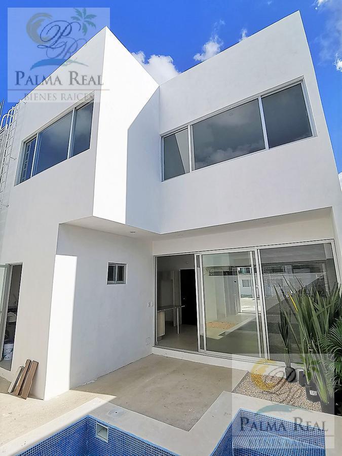 Foto Casa en Renta en  Supermanzana 330,  Cancún  PRIVACIDAD, LUJO, SEGURIDAD Y ESPACIOS