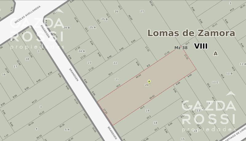 Foto Casa en Alquiler en  Temperley,  Lomas De Zamora  BRANDSEN al 500