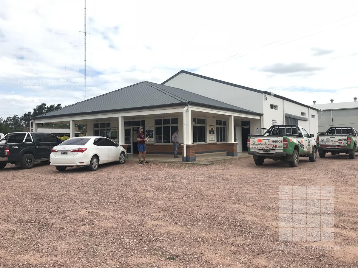 Foto Depósito en Venta en  Charata,  Chacabuco  Ruta 89 Km 248.6