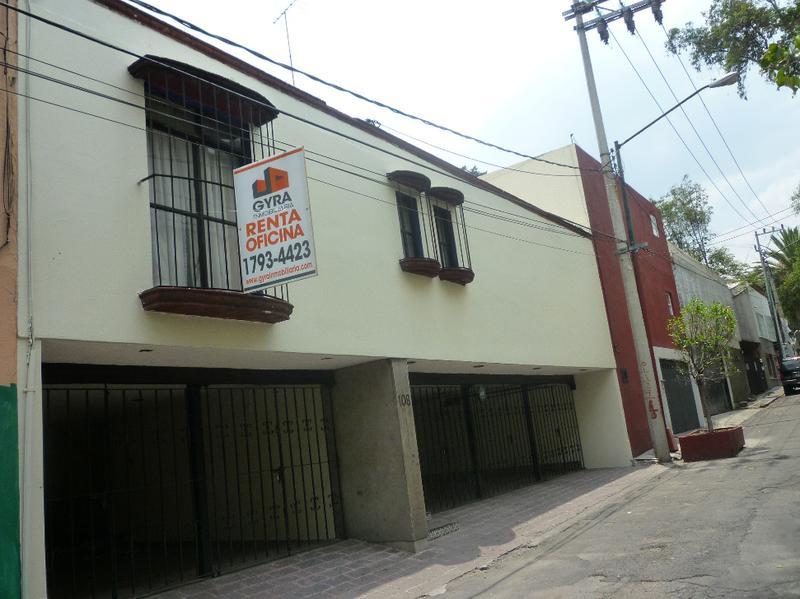 Foto Oficina en Renta en  San Angel,  Alvaro Obregón  Oficina en Renta en San Ángel, Álvaro Obregón, calle Comunal.