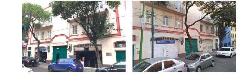 Foto Edificio Comercial en Venta en  San Rafael,  Cuauhtémoc  Cuauhtemoc San Rafael Edificio En Venta