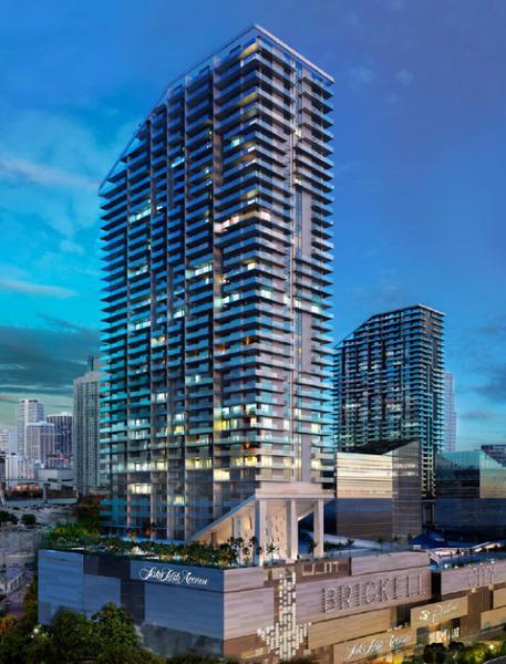 Foto Departamento en Venta    en  Downtown,  Miami-dade  PentHouse en venta Brickell Miami