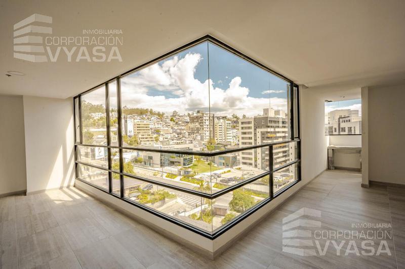 Foto Departamento en Alquiler en  Norte de Quito,  Quito  AV. ELOY ALFARO - PORTUGAL, DEPARTAMENTO DE RENTA DE 206 m2