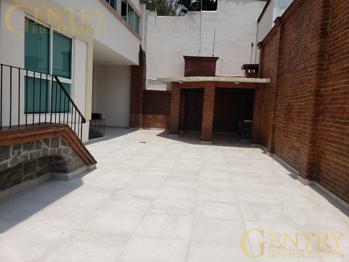 Foto Casa en Renta en  Lomas de San Angel Inn,  Alvaro Obregón  LOMAS DE SAN ANGEL INN, CASA EN CALLE CERRADA