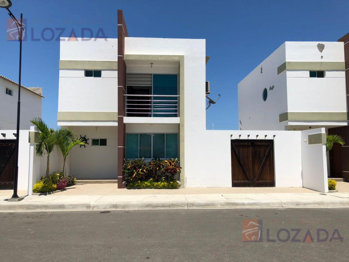 Foto Casa en Venta en  Punta Carnero,  Salinas      Vendo Casa  Salinas en Urbanización Privada Ciudad Punta Carnero