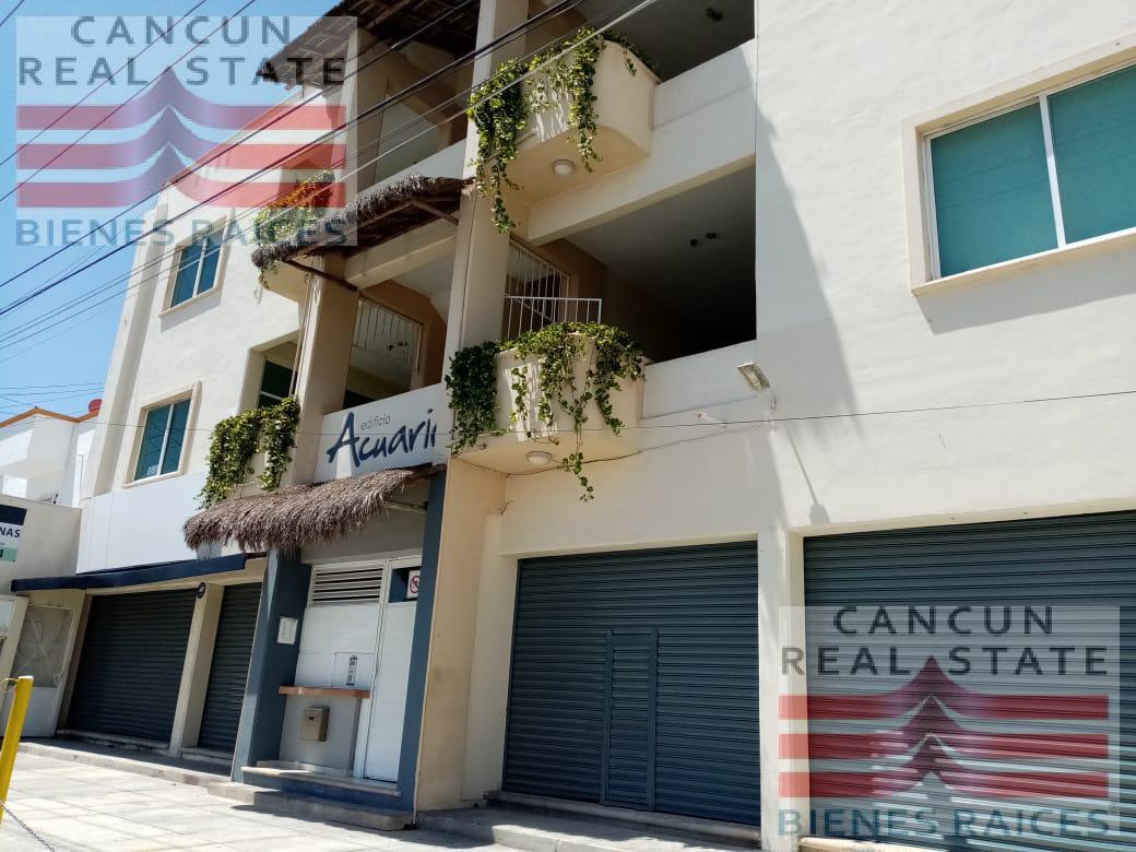 Foto Edificio Comercial en Venta en  Playa del Carmen Centro,  Solidaridad  Ave Constituyentes  Edificio