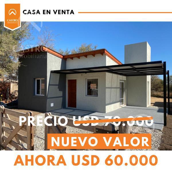 Foto Casa en Venta en  Las Magdalenas,  Merlo  Casa a estrenar