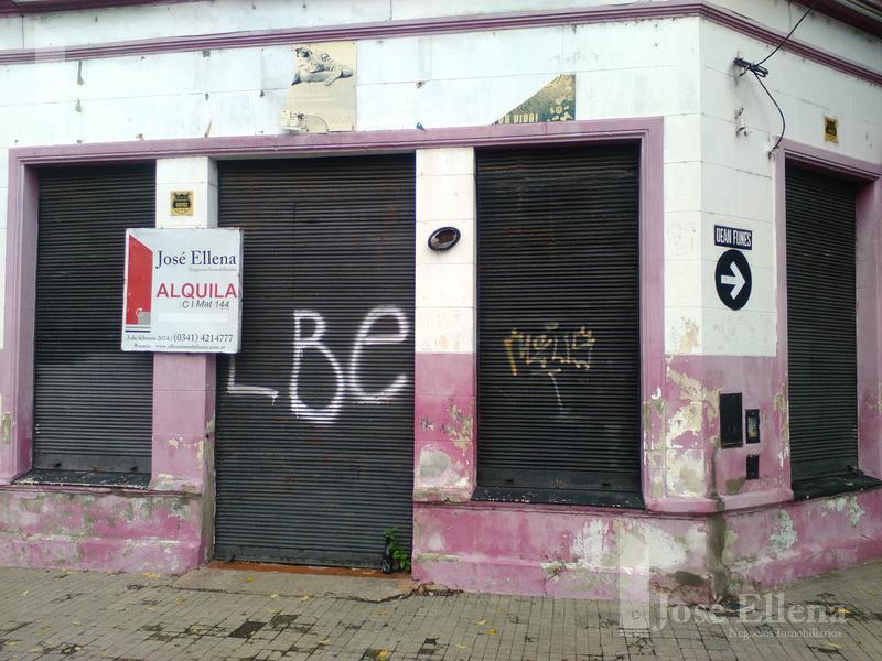 Foto Local en Alquiler en  Rosario ,  Santa Fe  Sarmiento al 3300
