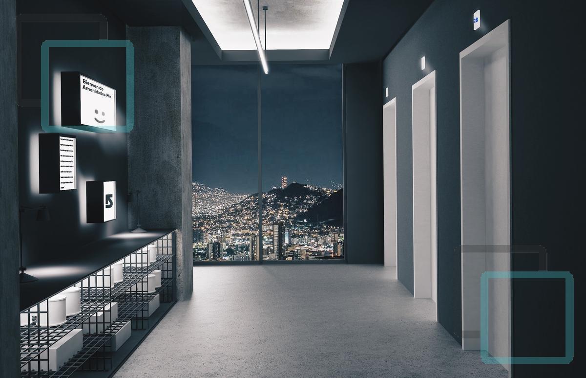 Foto Departamento en Venta en  Centro,  Monterrey  DEPARTAMENTOS EN VENTA KYO CONSTELLA EN EL CENTRO DE MONTERREY NUEVO LEON