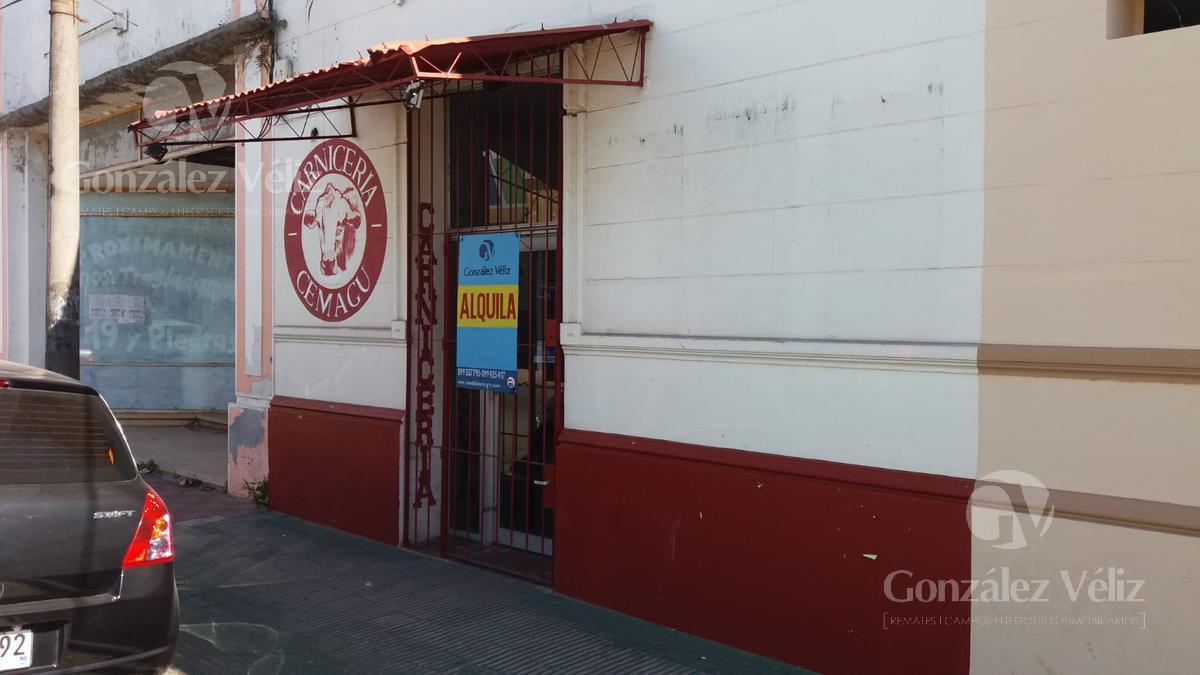 Foto Local en Alquiler en  Carmelo ,  Colonia  Zorrilla de San Martin casi 25 de mayo