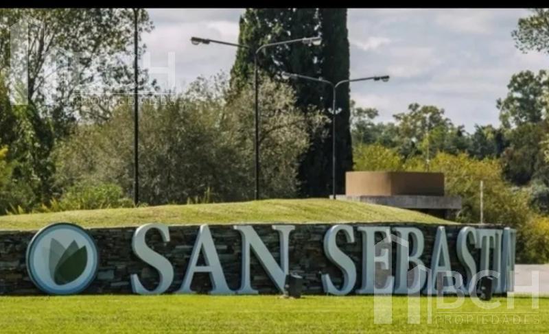 Foto Terreno en Venta en  San Sebastián,  Escobar  Lote  perimetral en el Area 13 del Barrio San Sebastian. Escobar