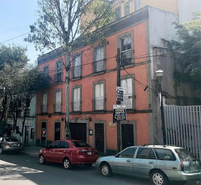 Foto Departamento en Renta en  San Rafael,  Cuauhtémoc  Departamento en Renta, San Rafael, cercano a Reforma y Polanco.