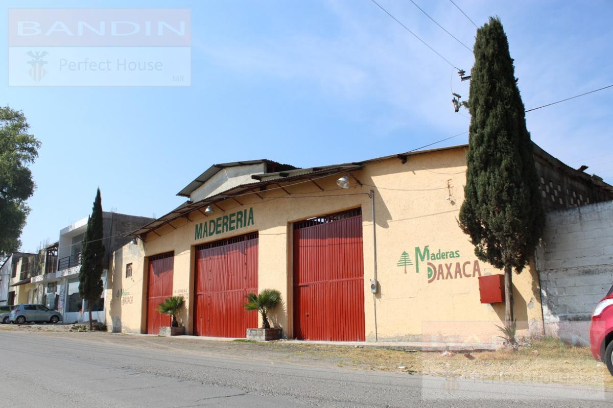 Foto Bodega Industrial en Renta en  San Pedro Tultepec,  Lerma  Av. Lerma, San Pedro Tultepec, Lerma