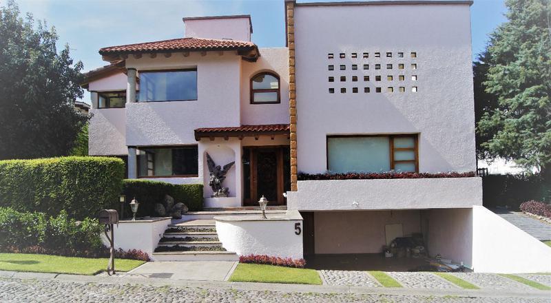 Foto Casa en Renta en  Club de Golf los Encinos,  Lerma          Fraccionamiento Club de Golf los Encinos, Lerma , Mex., casa en venta y renta