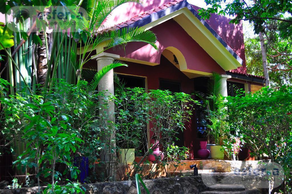 Foto Casa en Renta en  Tahmek ,  Yucatán  Disfruta Casa de campo en RENTA en el pueblo Tahmek, Yuc.