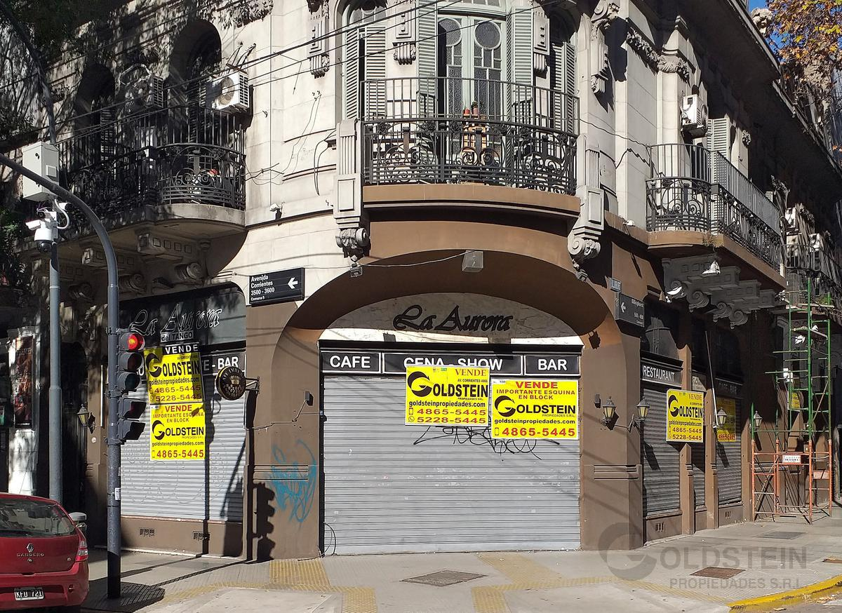 Foto Terreno en Venta en  Almagro ,  Capital Federal  CORRIENTES, AVDA. 3600