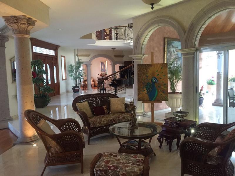 Foto Casa en condominio en Renta en  Condominio Residencial Campestre Club de Golf Norte,  Aguascalientes  CASA EN RENTA EN CAMPESTRE CLUB DE GOLF NORTE