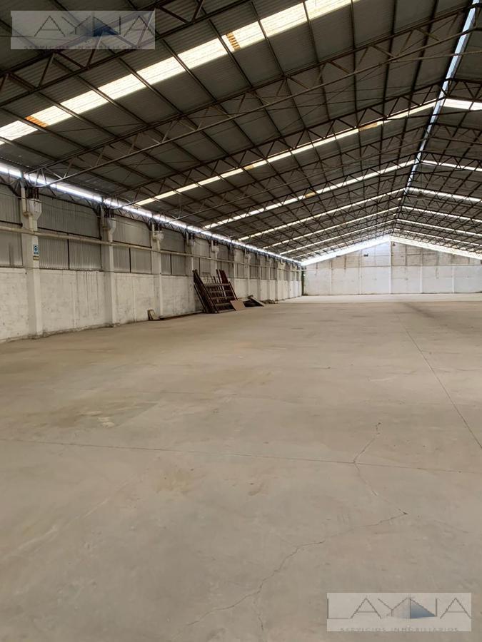 Foto Nave Industrial en Renta en  ApetatitlAn de Antonio Carvajal ,  Tlaxcala  Calle de Jesús No. 7, Colonia Centro, San Pablo Apetatitlán, Tlaxcala, Tlax; C.P. 9060.