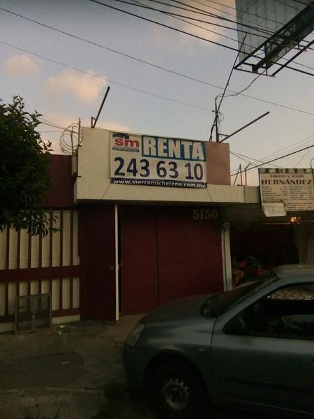 Foto Local en Renta en  Jardines de San Manuel,  Puebla  Renta para uso comercial