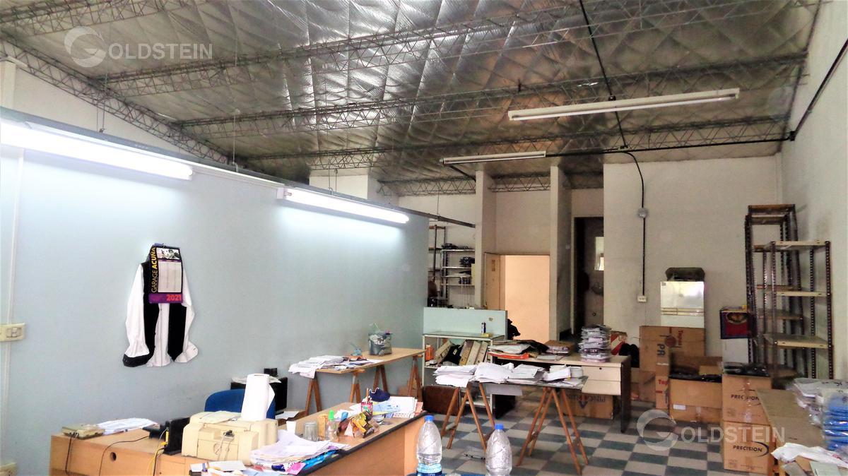 Foto Oficina en Alquiler en  Villa Crespo ,  Capital Federal  Warnes al 400