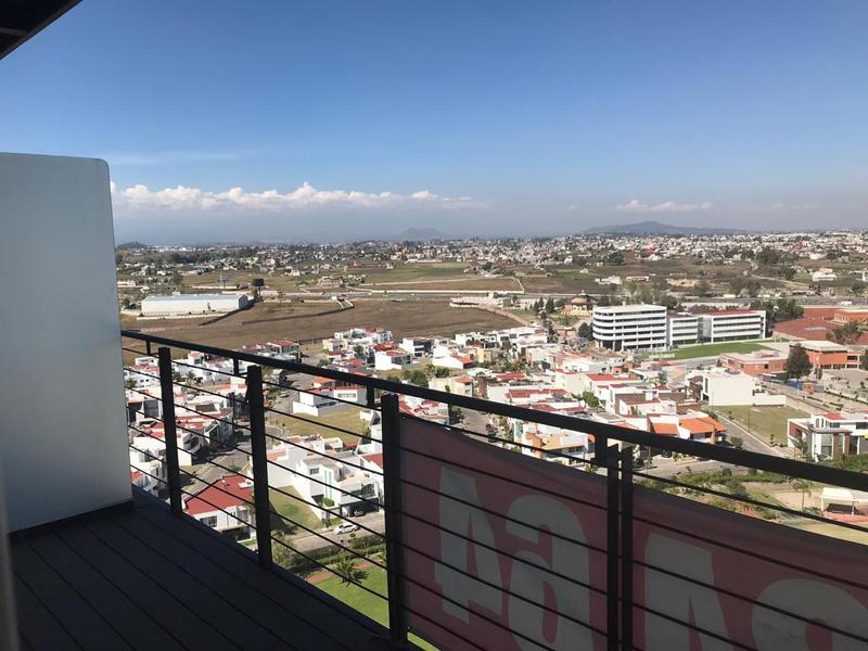 Foto Departamento en Renta en  Fraccionamiento Lomas de  Angelópolis,  San Andrés Cholula  Departamento en Renta Amueblado en Edificio High Towers Lomas de Angelopolis San Andres Cholula Puebla