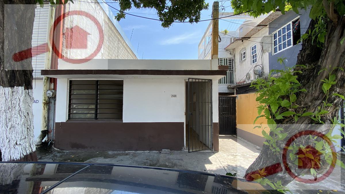 Foto Casa en Venta en  Veracruz Centro,  Veracruz  6 Departamentos en Venta todos juntos a precio de Terreno