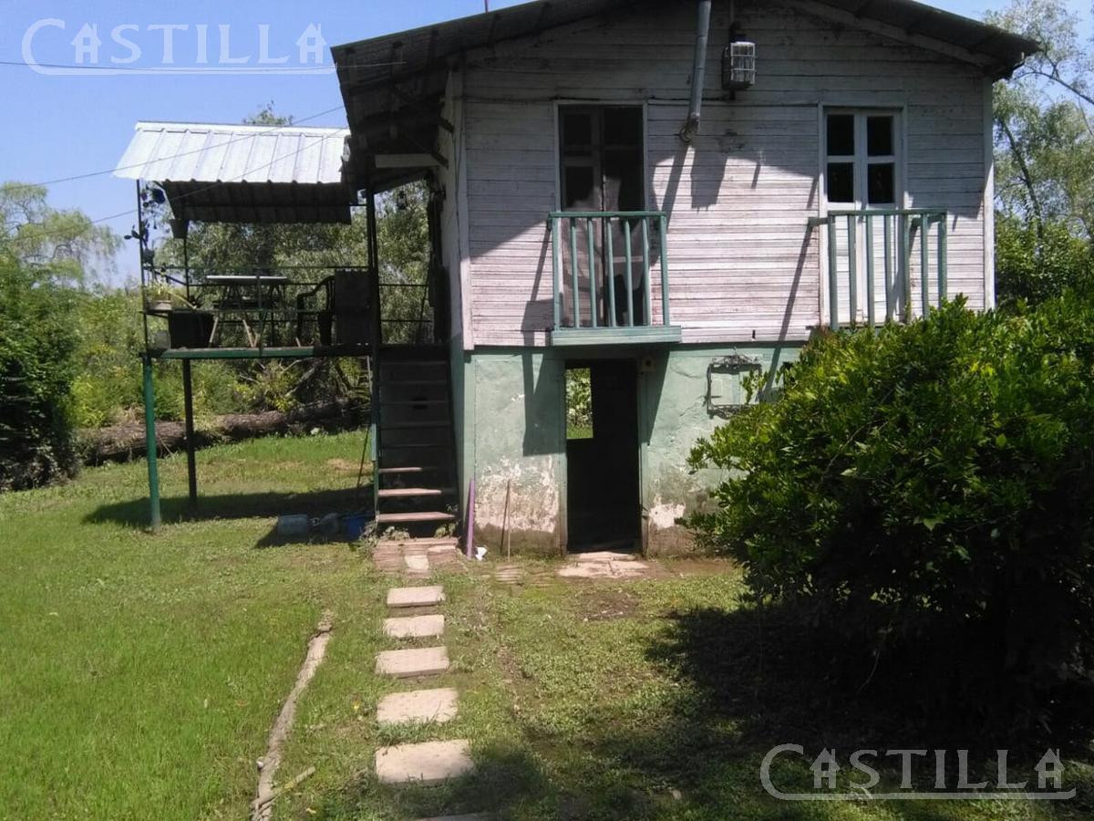 Foto Casa en Venta en  Angostura,  Zona Delta Tigre  Canal Venecia Lo de Manolo