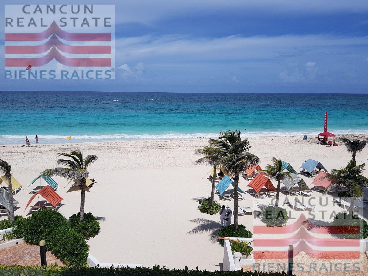 Foto Departamento en Venta en  Zona Hotelera,  Cancún  Departamento Oleo Cancun